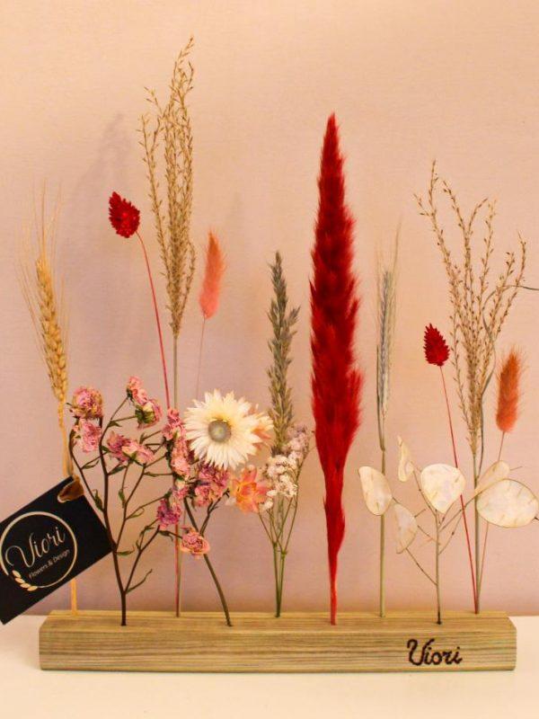 Flowermail droogbloemen